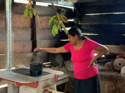 Proyecto electrificación en Chiapas Amara-e